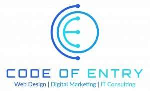 Code of Entry logo